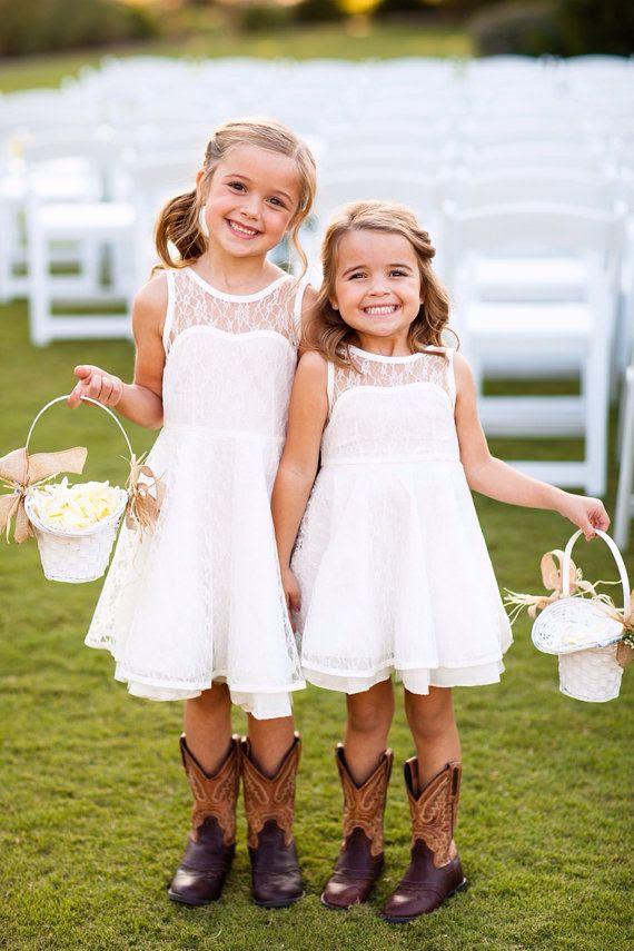 Perfect flower girls.