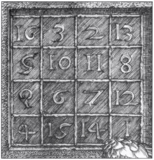 SQL Magic Squares - or Why the Optimizer does not like Magic