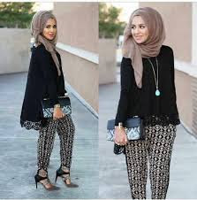 Set hijab simple @85rb, spandex, Fit L (pashmina+clana+atasan ...