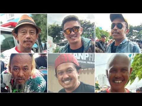 Pemain Preman Pensiun 4 dan TOP Meriahkan Bazar Amal ANP di Cikapundung Riverspot