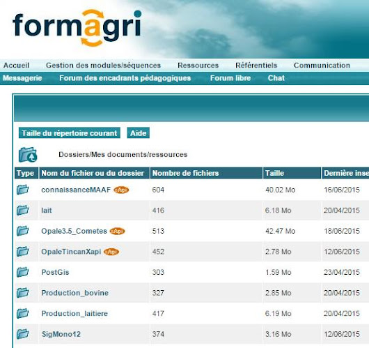 "Bendifallah Dey on Twitter: ""#Formagri #LMS Now integrates #xAPI #Tincan in #Web export of many versions of #Opale #Scenari and this on the fly. """