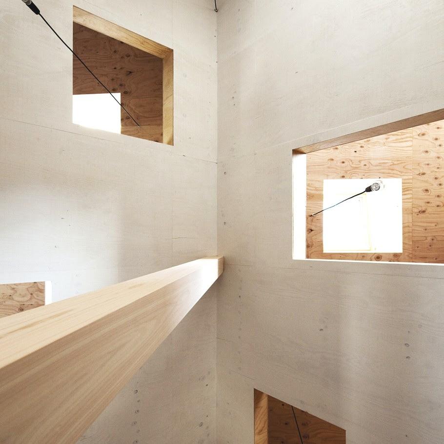Japanese Minimalism: The Ant House