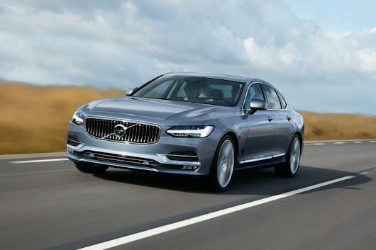 Volvo  S90 (2016)  2.0 T5 (254 Hp) Automatic China Version