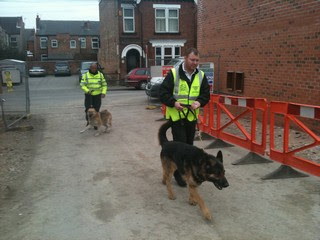 Security Dog Unit, Security Dog Unit Midlands, Security Dog Unit Derby, Security Dog Units, Security Dogs