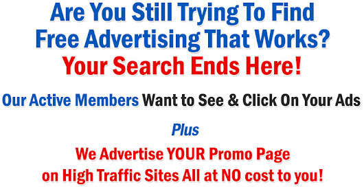 FreeAdvertisingForYou! Free Traffic Exchange | Free Advertising Free Web Traffic