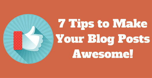 How Do You Take A Blog Post From Good To Great? @ MyThemeShop Blog