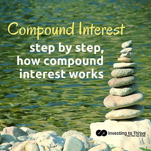 Compound Interest Formula, Examples and Explanations - Investing to Thrive