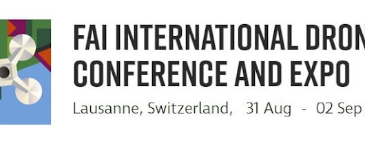 Prominent international drone experts at the FAI International Drones Conference and Expo 2018 - sUAS News - The Business of Drones