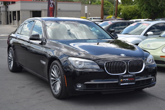 Used 2011 BMW 7-Series 750Li for Sale in Salt Lake City UT 84115 AutoForza Motors