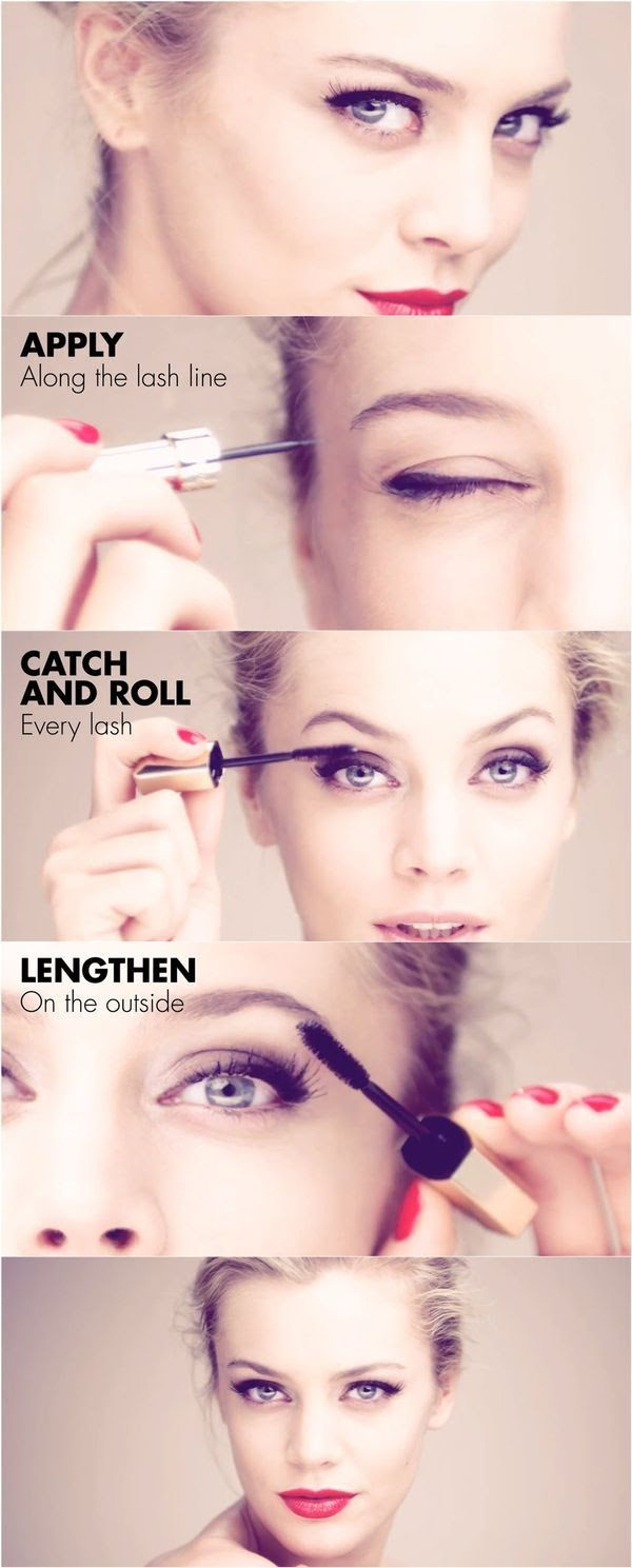 How to do eye makeup correctly