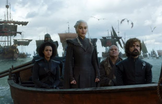 "Game of Thrones Season 7 Premiere: ""Shall We Begin?"""