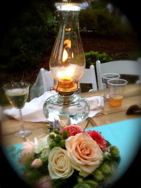 Best 25  Oil lamp centerpiece ideas on Pinterest   Oil