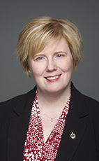 Photo - The Honourable Carla Qualtrough - Click to open the Member of Parliament profile
