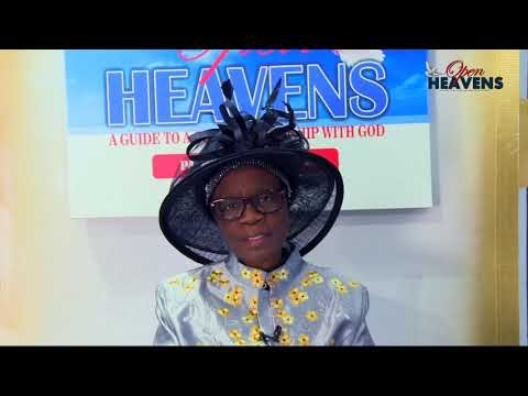 Open Heaven 3 August 2021 – Perfect Obedience
