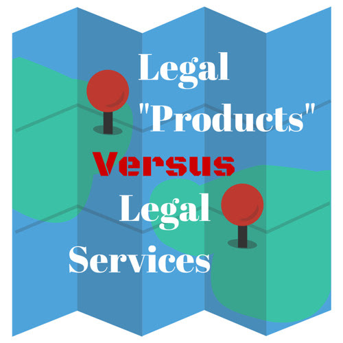 Selling Your Legal Services As A Product by Great Legal Marketing