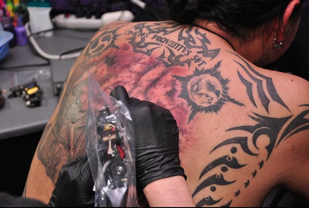 El Arte Corporal Está De Fiesta Llega Expo Tattoo Costa Rica