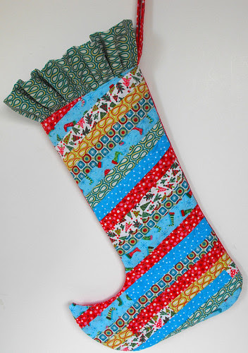 Christmas In July Stocking Swap