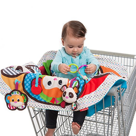 Infantino Play and Away Cart Cover and Play Mat Only $14.88 (Reg. $29.99)!
