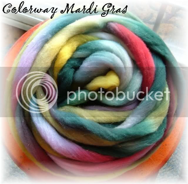 Mardi Gras Colorway