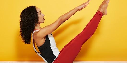 12 Pilates Exercises That Really Work Your Core | SELF