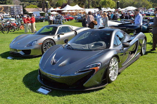 2014 Quail Motorsports Gathering amazes with beauty from every era