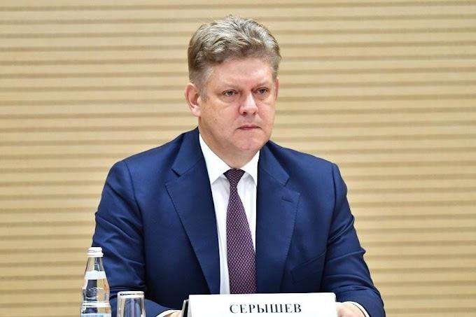 Полпред президента в СФО Анатолий Серышев прилетел в Новосибирск