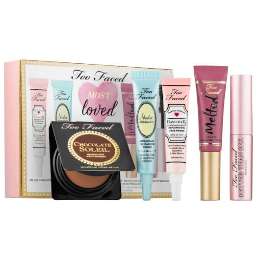 Too Faced Cosmetics 'Most Loved' Makeup Set Giveaway! | PrettyThrifty.com