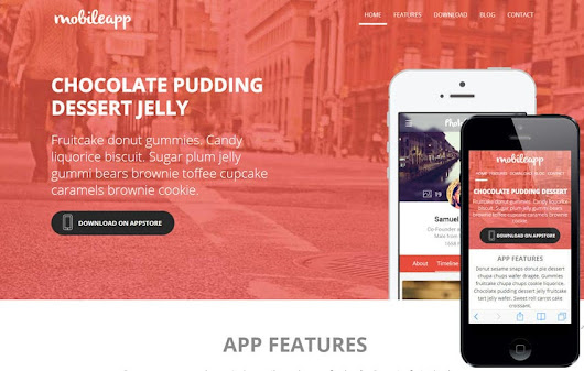 Mobileapp a App Based Flat Bootstrap Responsive Web Template by w3layouts