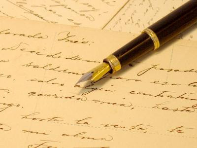 Epistolary Novels - letter by letter