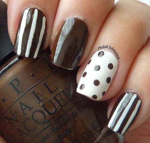 suzi loves cowboys nail art1