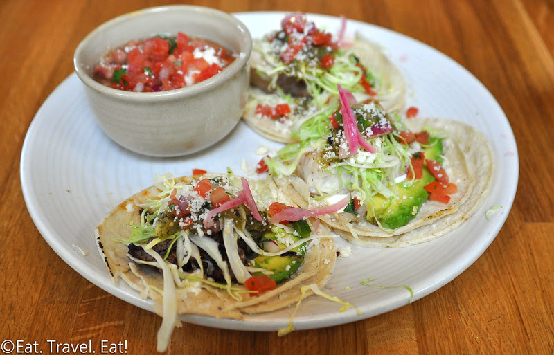 True Food Kitchen- Newport Beach, CA: Street Tacos