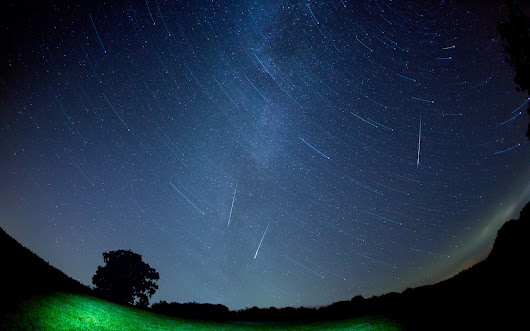 The best places in the UK to watch the Perseid meteor shower this weekend