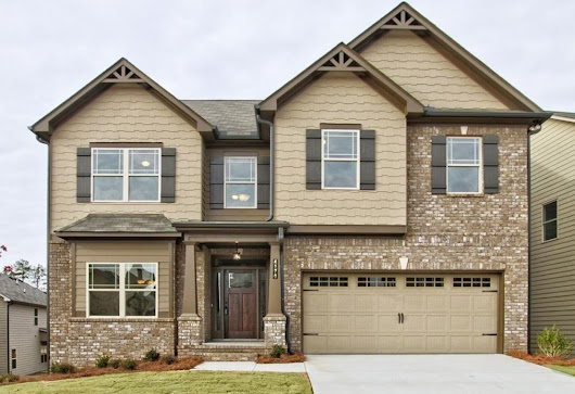 Castleberry Hills Buford GA Community Of Homes - At Home In Buford