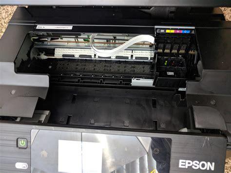 como limpiar el cabezal de impresion en impresora epson