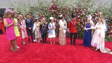 Who dressed best at TODAY?s royal wedding plaza party