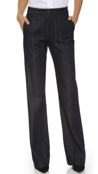 3x1 W2 Wide Leg Jeans