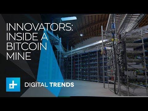 Inside A Bitcoin Mine That Earns 70k A Day -