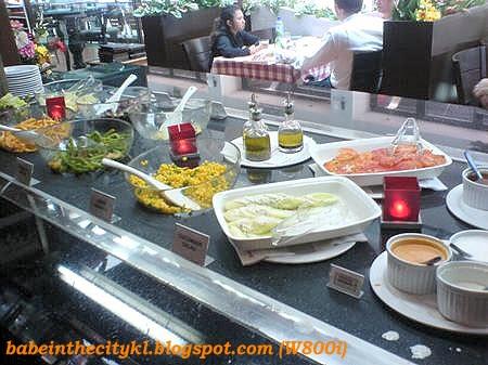 maredo salad bar RM25++