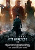 Star Trek Into Darkness Filmplakat