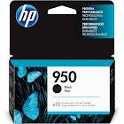 HP 950 Ink Cartridge, Black - 1-pack