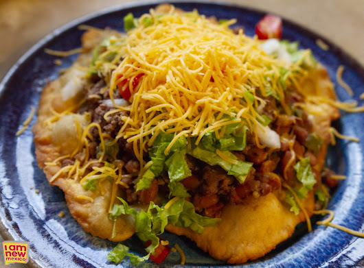 New Mexico Style Indian Taco • Recipe | I am New Mexico