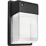 LEONLITE 16W Dusk to Dawn LED Wall Pack, Photocell Outdoor LED Wall Mount Light,1500lm, DLC Qualified, ETL-Listed Exterior Security Lighting