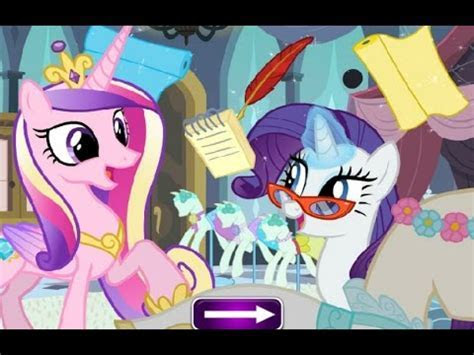 My Little Pony Equestria Girls   Princess Cadance Wedding