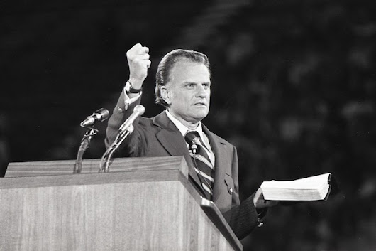 Billy Graham, Most Famous Religious Figure of 20th C, Dies at 99