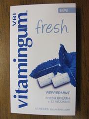 Vitamingum Peppermint