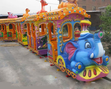 Buy Amusement Park Trains for sale – Top Kiddie Train Supplier