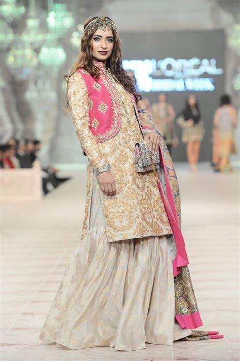 New and Latest Sharara Dress Designs 2017 2018   Rang e
