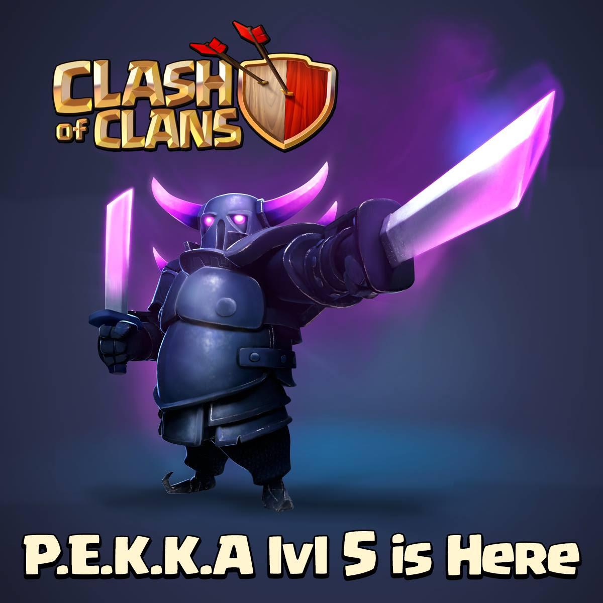 Clash Of Clans P E K K A Clash Wiki Com
