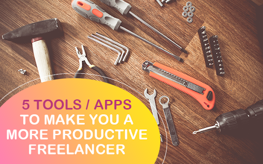 Five Apps To Make You A More Productive FreelancerPeoplePerHour.com Blog
