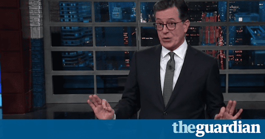 Late-night hosts: 'Sir, they're not shitholes. For one, Trump isn't their president' | Culture | The Guardian